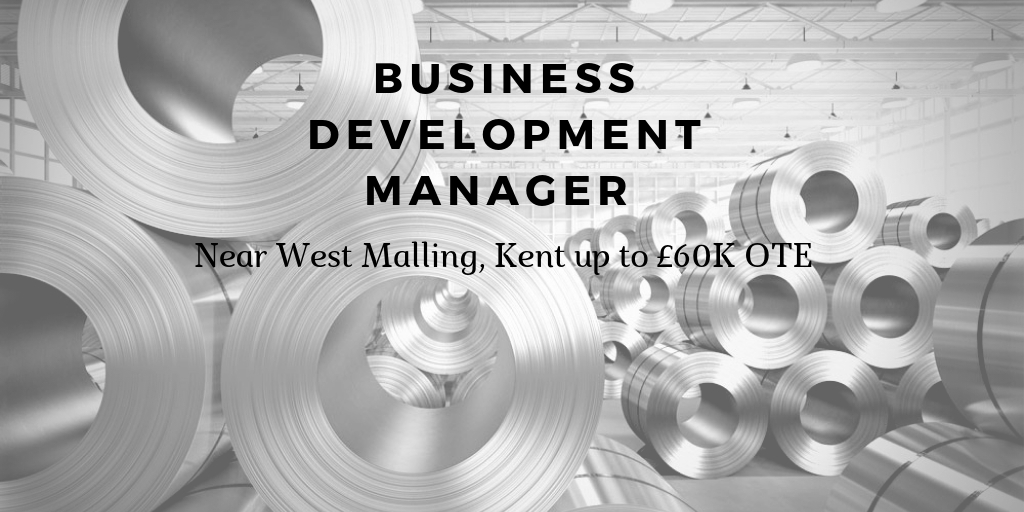 Sales Manager West Malling