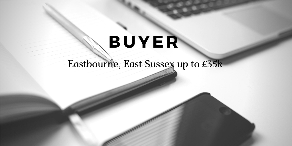 Purchasing role Eastbourne