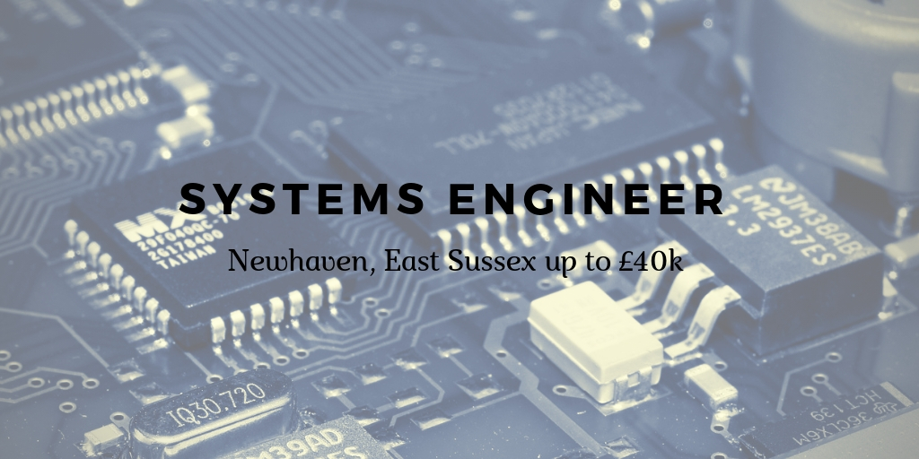 Systems Engineer in East Sussex