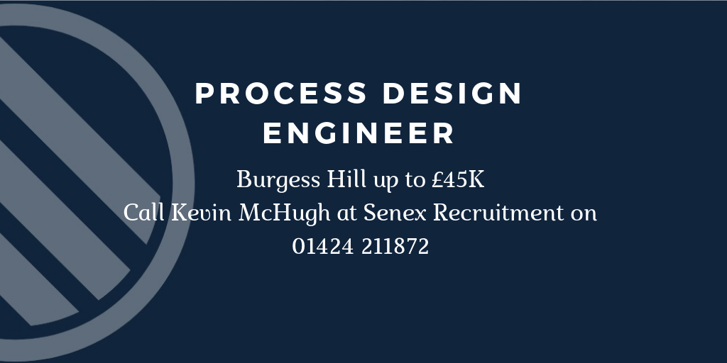 Process Engineer job in Burgess Hill