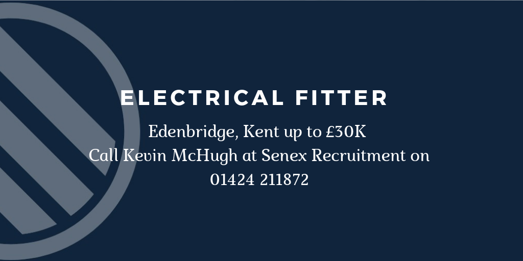 Job for Fitter in Kent