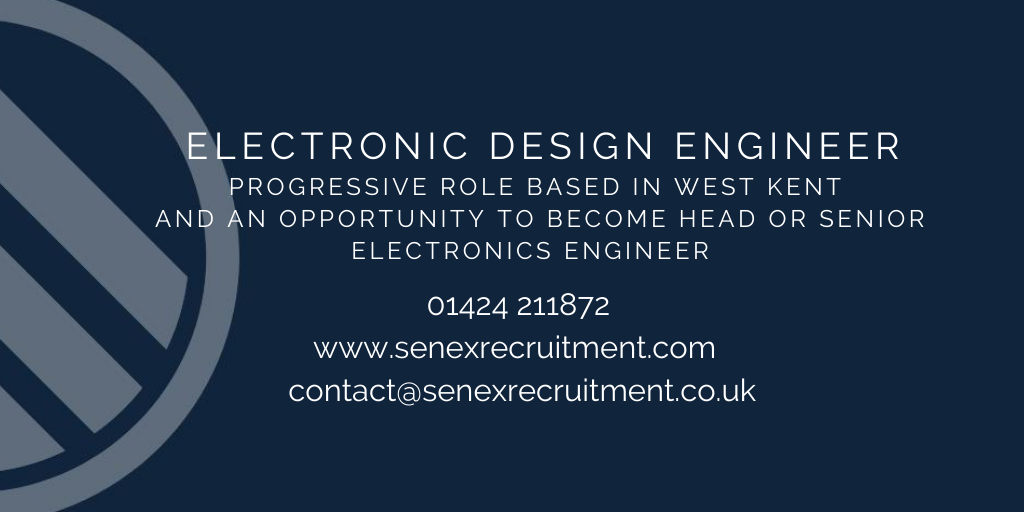 Electronic Design Job in Kent