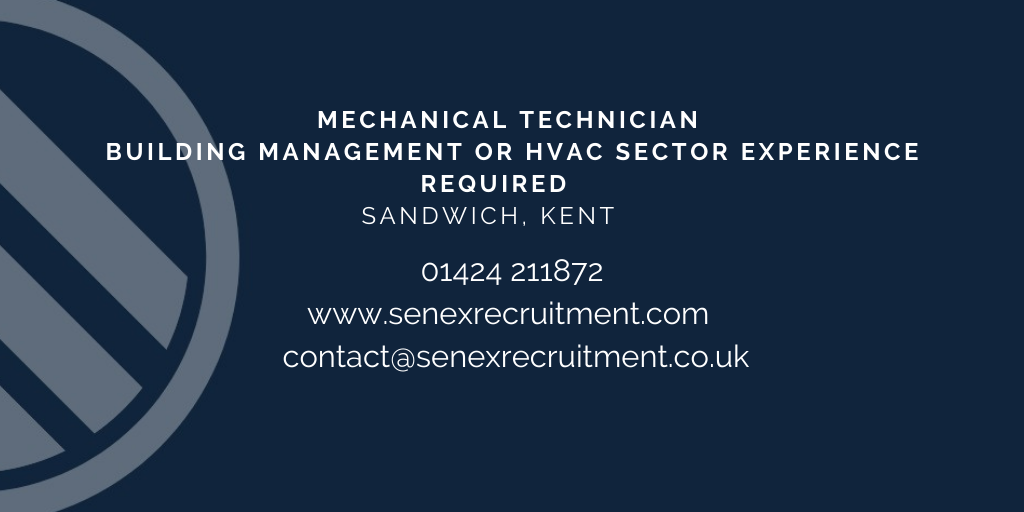 Kent job for Mechanical Technician