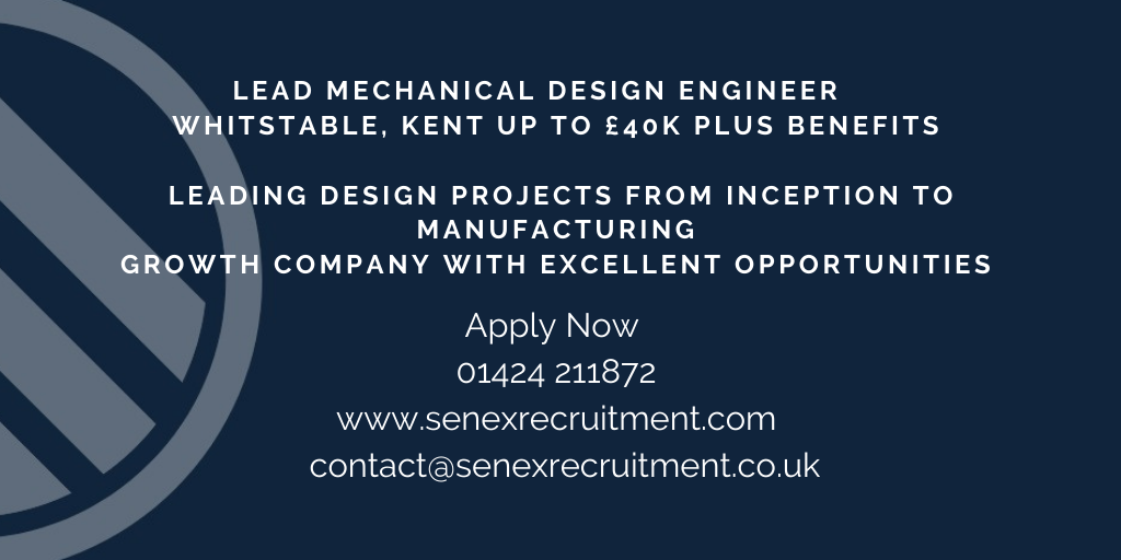 Whitstable Design Engineer Job