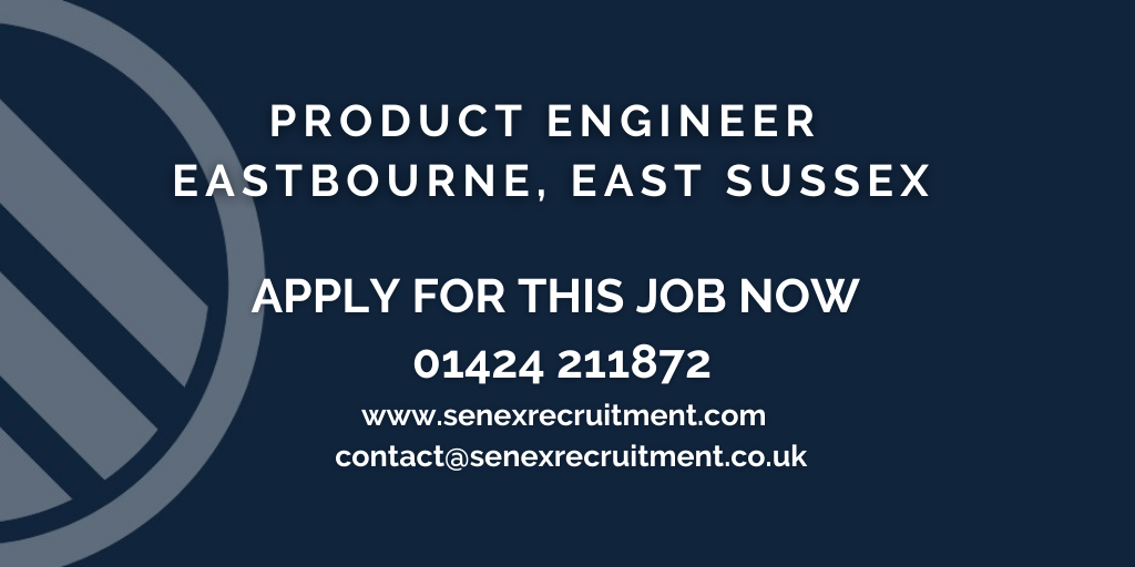 Job for Product Engineer in East Sussex