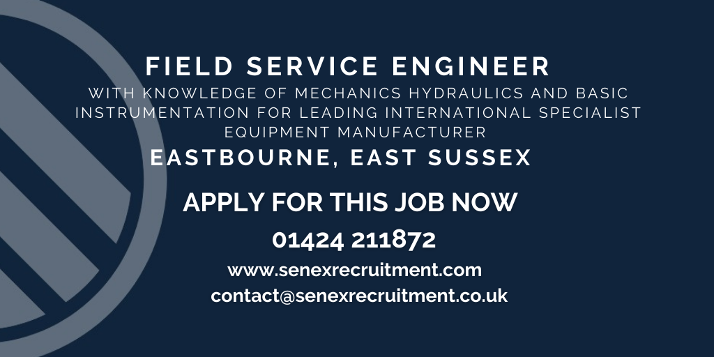 Job in Eastbourne for Field Service Engineer