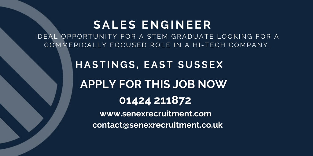 Job for Sales Engineer in Sussex