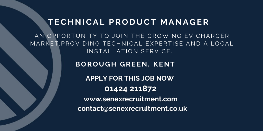 Job for EV Charge point expert